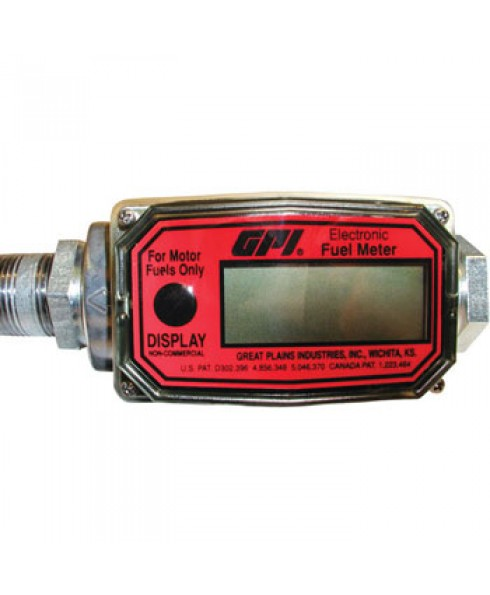 GPI Gas Flow Meter (Digital)