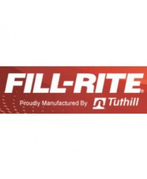 Fill-Rite MMSS075EPV Epv 3 Pin Dispense Coupler With Barbed Outlet