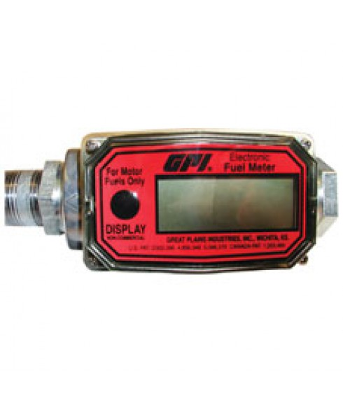 GPI Gas Flow Meter (Digital)