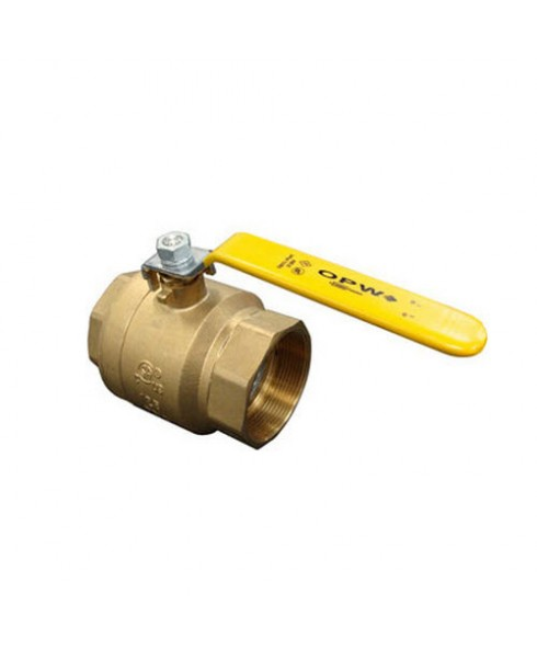 "OPW 21BV-0200 2"" Full Port Two-Way Ball Valve"