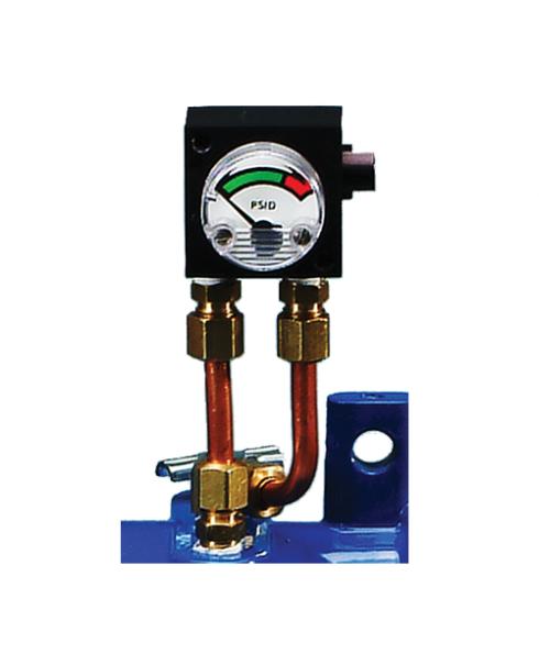 Velcon 10678 Differential Pressure Gauge Kit