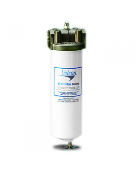 Aviation Fuel Filter - Velcon - Fuel Filter Housing