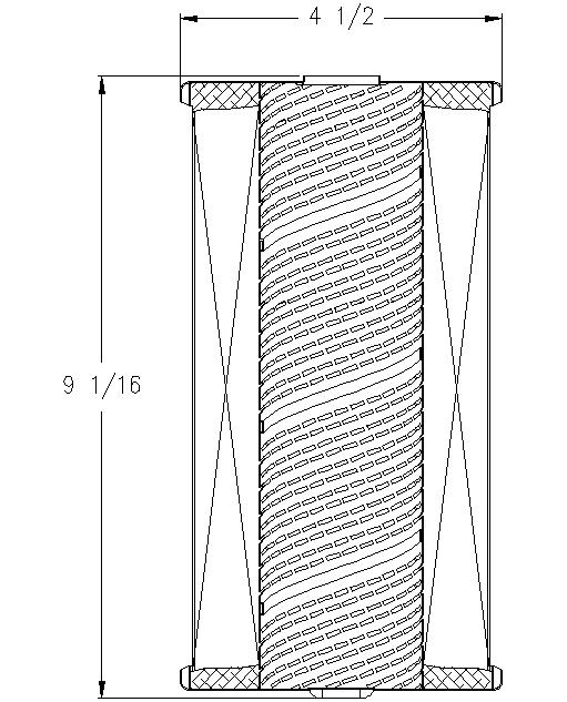 cim-tek 30004 centurion e30 filter element