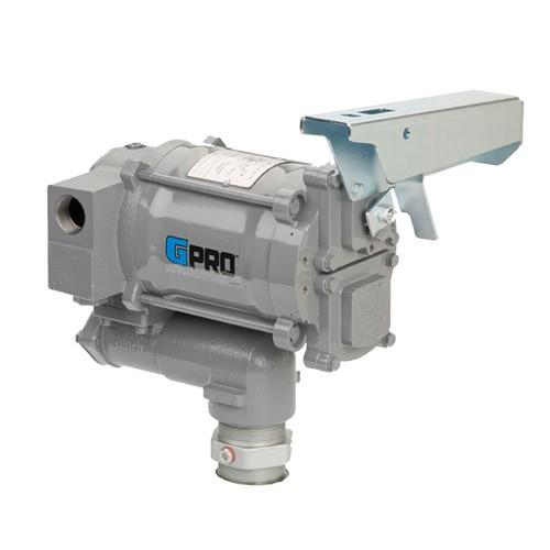 Gpi pro20 115po 115 volt gpro high flow fuel transfer pump for Gpi fuel pump motor