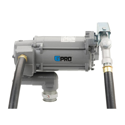Gpi pro md volt gpro high flow fuel transfer