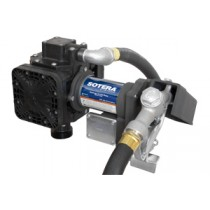 Fill-Rite FR210B 24VDC Electric Diaphragm Pump w/Manual Nozzle (13 GPM)