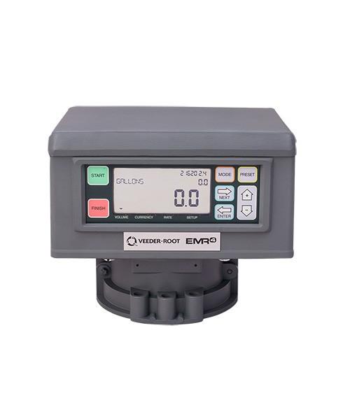 Veeder-Root 0845593-001 EMR4 Meter-Mounted Display Head - English