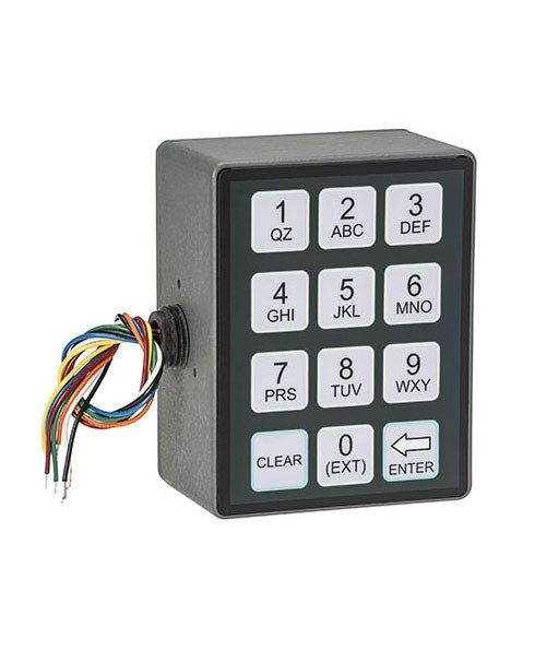 Veeder-Root 0845900-014 Right-Side Keypad for Meter-Mounted Display Head