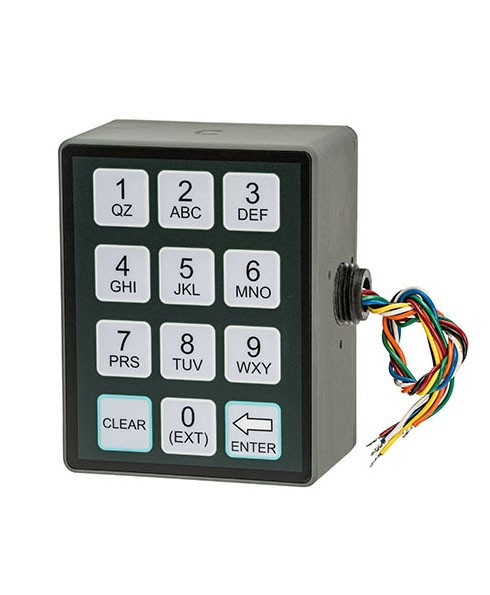 Veeder-Root 0845900-064 Left-Side Keypad for Meter-Mounted Display Head