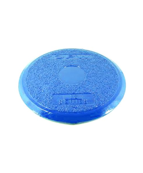 OPW 1-21CC-BU Blue Cast Iron Cover w/ Seal