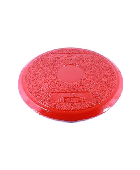 OPW 1-21CC-R Red Cast Iron Cover w/ Seal