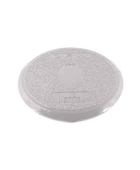 OPW 1-21CC-W White Cast Iron Cover w/ Seal