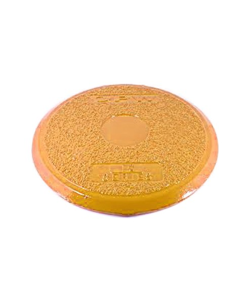 OPW 1-21CC-Y Yellow Cast Iron Cover w/ Seal