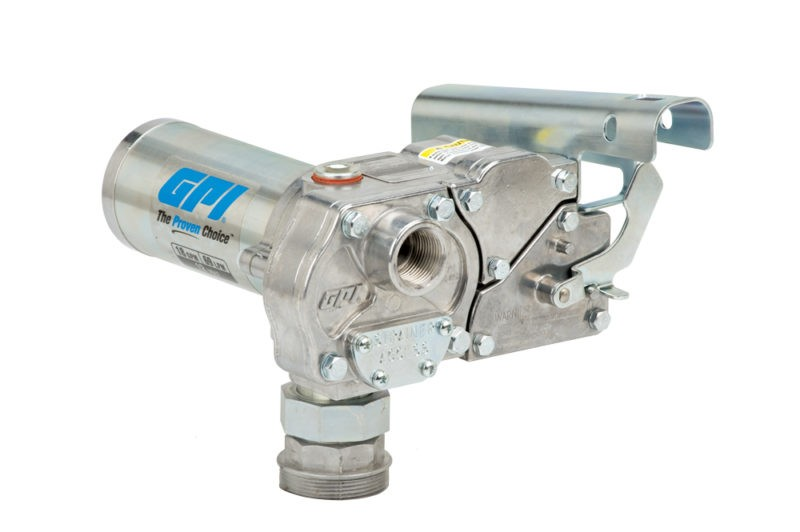GPI M-180-PO 12 Volt Fuel Transfer Pump Only (18 GPM)