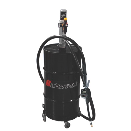 Balcrank 1111-005 Lynx 3:1 Portable Pump Package w/ 16 Gallon Dolly