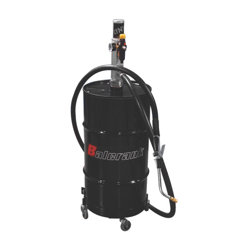 Balcrank 1111-013 Lynx 1:1 Portable Pump Package w/ 16 Gallon Dolly