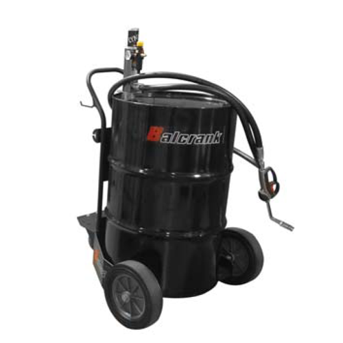 Balcrank 1111-014 Lynx 1:1 Portable Pump Package w/ 55 Gallon Cart