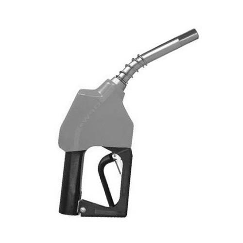 "OPW 11AP-0200 - 3/4"" Silver Automatic Gasoline Nozzle"