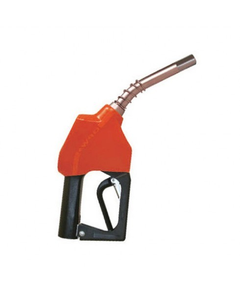 OPW 11AP-0300-E25 Red Unleaded Nozzle with 2 Piece Handwarmer