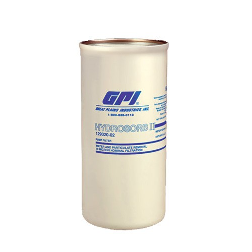 GPI 129320-02 10 Micron Water & Particulate Filter (30 GPM)