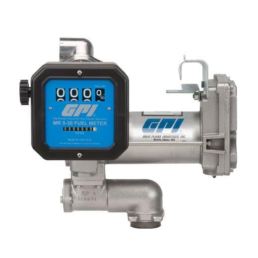 GPI 12 Volt Aviation Pump & Meter Combo