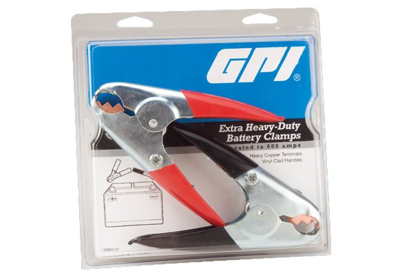GPI 133263-01 Heavy Duty Battery Clamps