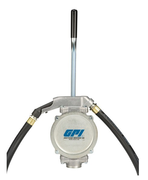 GPI DP-20 UL Diaphragm Hand Pump (20 GPM)