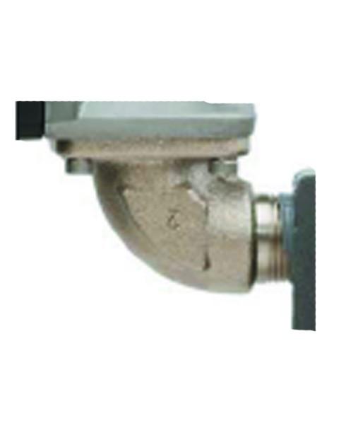 GPI 139130-02 90° Pump & Meter Combo Adapter