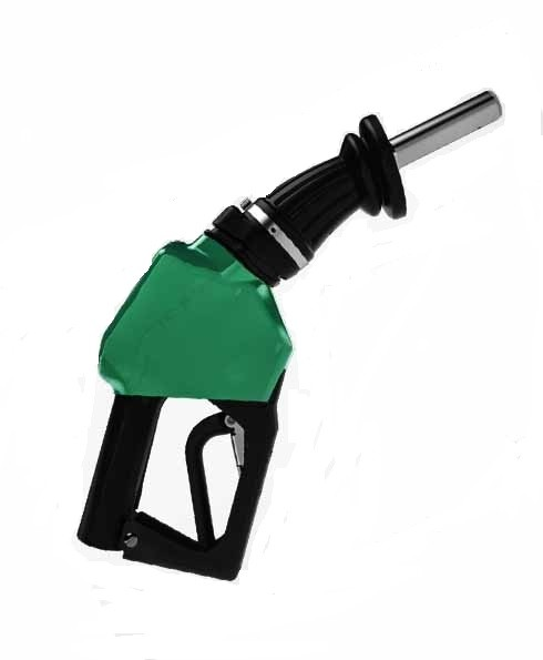 "OPW 14E-0100 - 3/4"" CARB-Certified ECO Enhanced Conventional Gasoline Nozzle"