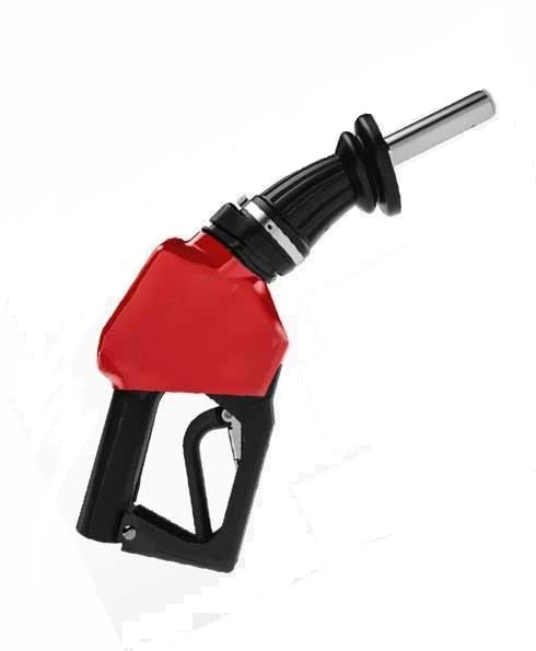 "OPW 14E-0300 - 3/4"" CARB-Certified ECO Enhanced Conventional Gasoline Nozzle"