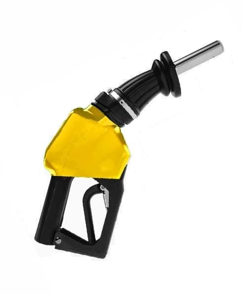 "OPW 14E-0750 - 3/4"" CARB-Certified ECO Enhanced Conventional Gasoline Nozzle"