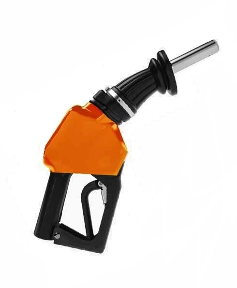 "OPW 14E-0900 - 3/4"" CARB-Certified ECO Enhanced Conventional Gasoline Nozzle"