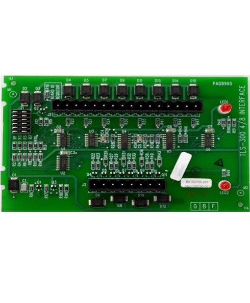 Veeder-Root 330230-001 TLS-300i 4 Probe/8 Sensor Module