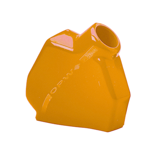 OPW 205252 Orange NEWGARD™ 2-Piece 11B® / 21Ge™ Nozzle Hand Insulator