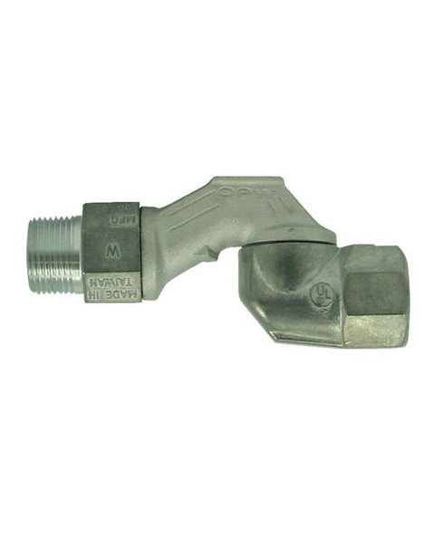 "OPW 241TPS-10RF - 1"" Female x 1"" Male Hose Swivel (B20)"