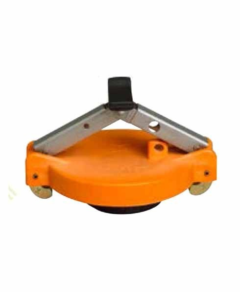"Franklin Fueling 30430103 4"" Vapor Recovery Cap without Chain"