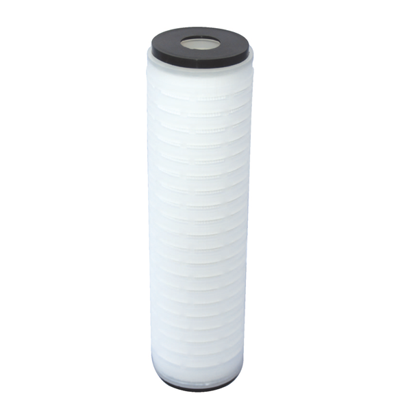 Cim-Tek 31011 1 Micron DEF (Urea) Fused Chemical-Resistant PP Pleated Filter Cartridge