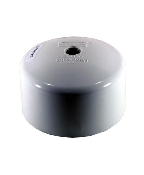 Veeder-Root 312020-939 4'' Vapor Sensor Riser Cap and Adaptor Kit for Groundwater Sensors