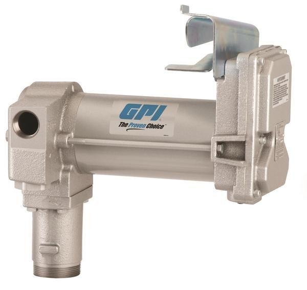 GPI M-3425-PO 24V Heavy Duty Fuel Transfer Pump (25 GPM)