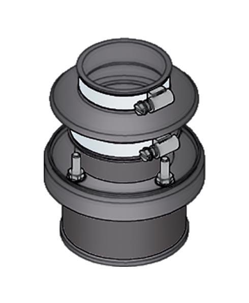 OPW PEF-3515R Dispenser Pan Fitting