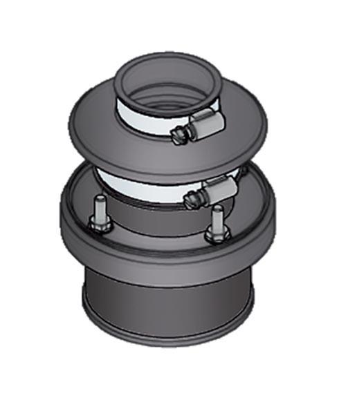OPW PEF-3520R Dispenser Pan Fitting