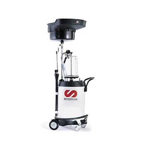 Samson 3720 Combo Suction and Gravity Drain w/Chamber (27 Gal)