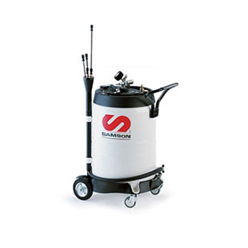 Samson 3726 Mobile Used Fluid Suction Unit (27 Gal)