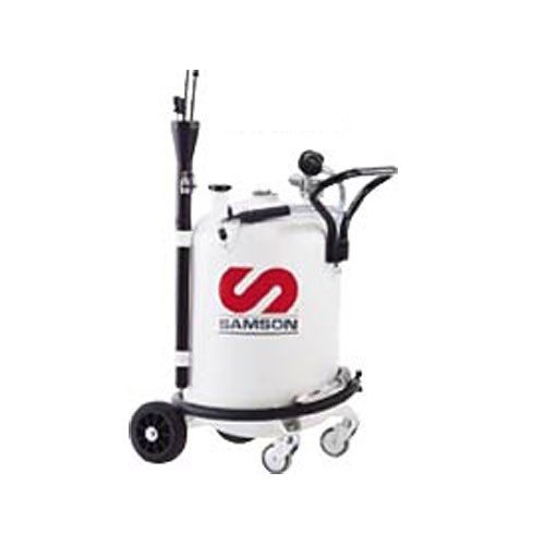 Samson 3736 Portable Pressurized Evacuation Unit (18 Gal)