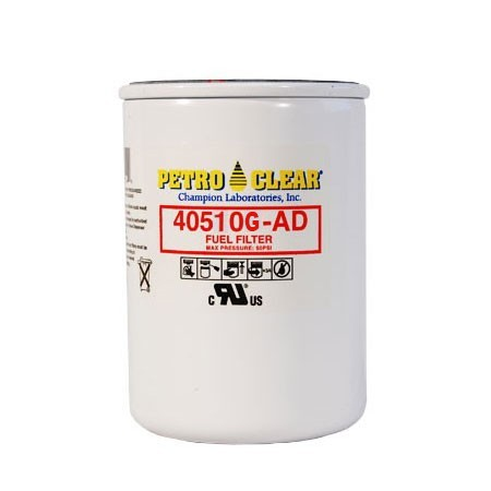 PetroClear 40510G-AD 10 Micron Particulate Spin-On Fuel Filter