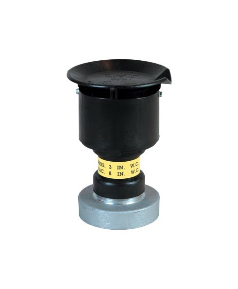 OPW 523V-3253 3'' Slip-On Pressure Vacuum Vent