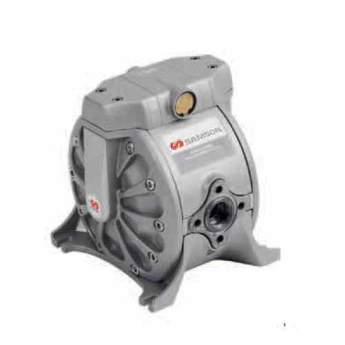 Samson 551030 Aluminum Air Operated Double Diaphragm Pump (28 GPM)