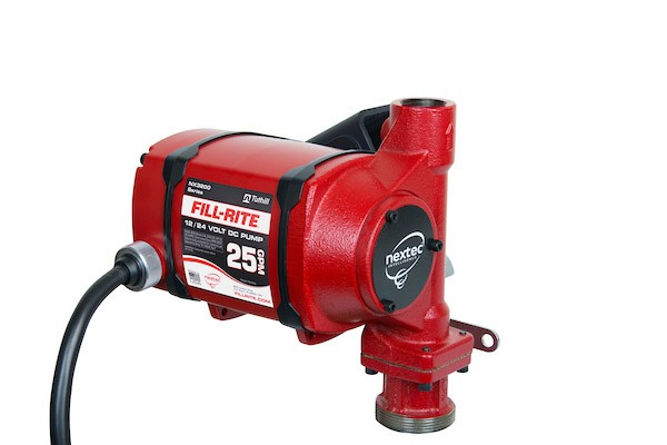 Fill-Rite NX3204 12-24 Volt DC High Flow Pump (Pump Only) (25 GPM)
