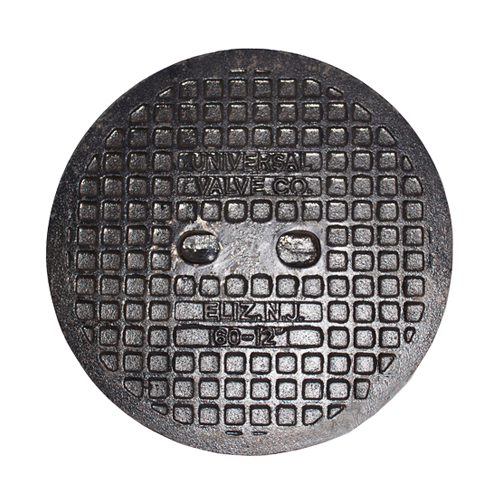 "Universal 60-8-B3 8"" Manhole Cover Only"