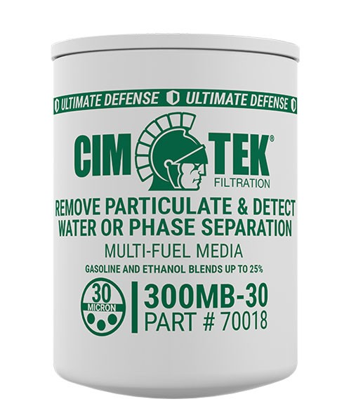 Cim-Tek 70018 300MB-30 30 Micron Fuel Dispenser Filter